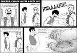Edward Cullen vs. Bruce Lee