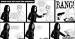 Edward vs Underworld's Selene