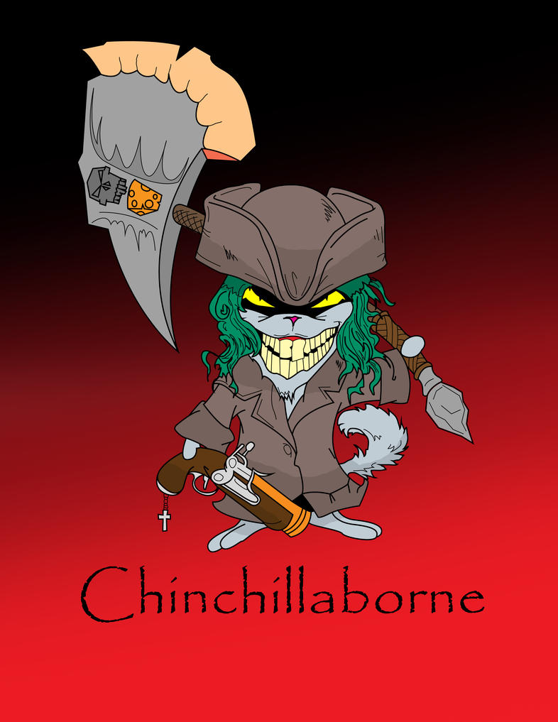 Chinchillaborne by pippin1178
