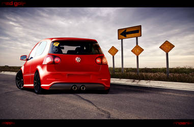 VW Golf mk5 by 9Phoenix9