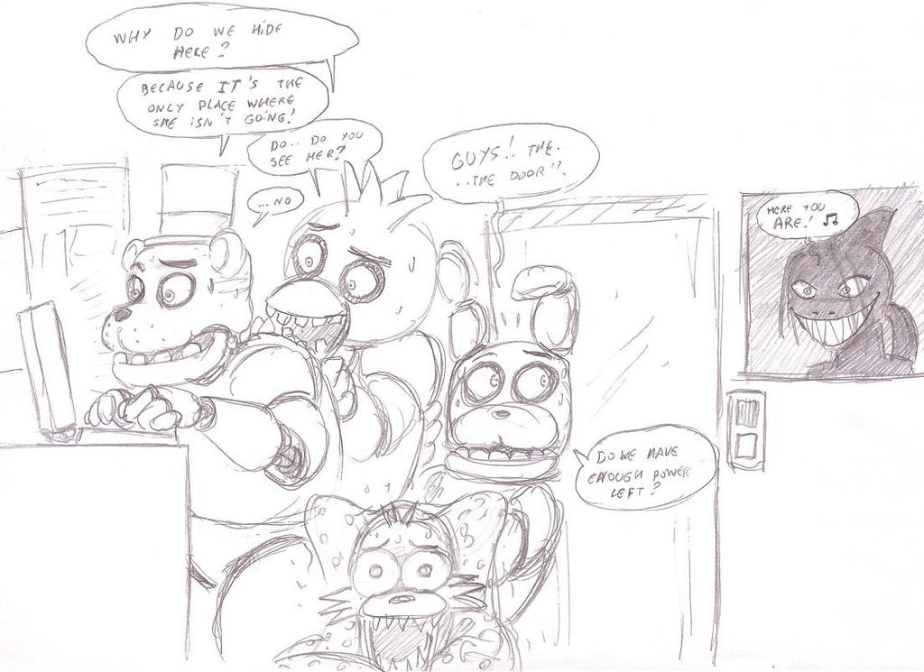 Five night s at freddy s image thread no nsfw fimfiction net