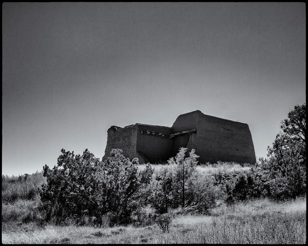 Pecos Mission by SlowSkier505