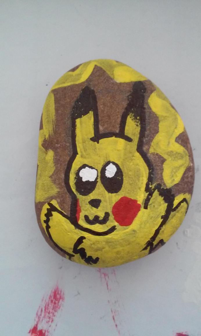 Pikachu? xD by SonicTHW93