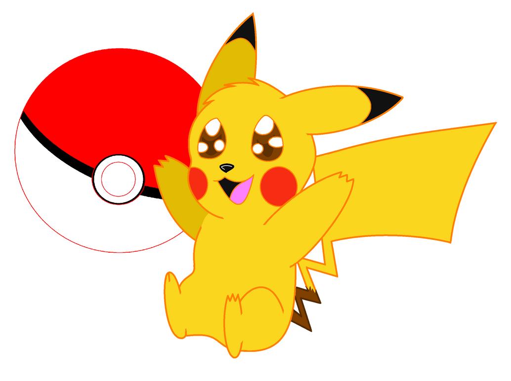 Pikachu Stiker by SonicTHW93