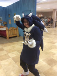 Werehog Wolf???? by SonicTHW93