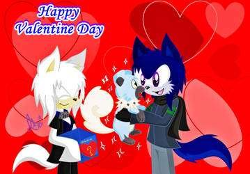 Valentine Surprise by SonicTHW93