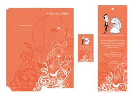 wedding invitation 2008 by deviantonis