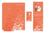 wedding invitation 2008