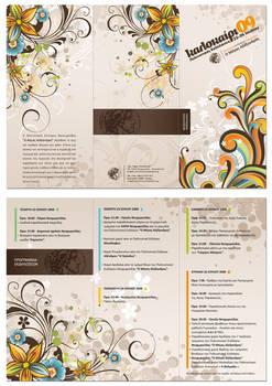 brochure cultural events2009