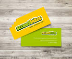 business card sweetbites