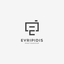 Photographer logo design by deviantonis