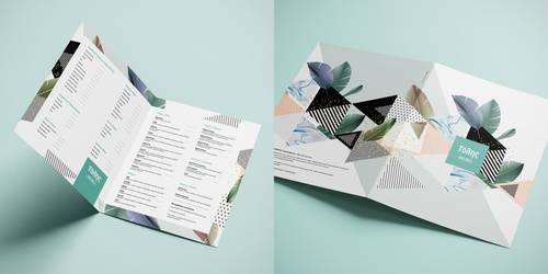 Redesign menu-catalogue 2020