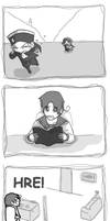 APH: HRE's Identity comic