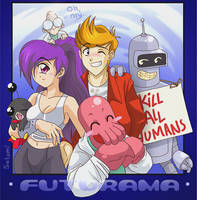 they are all nuts by Satomi-Chan