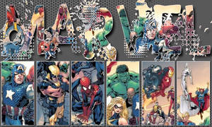 Marvel Wallpaper by PRO1127