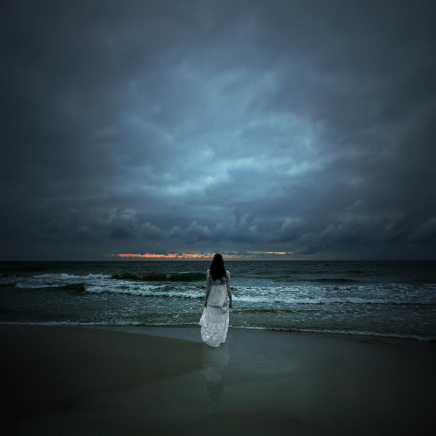 La Petite Fille de la mer by Karezoid