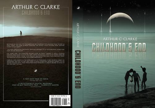 CHILDHOOD'S END cover artwork
