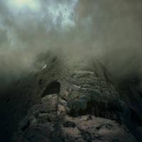 Stone Tower reissue in Mist by Karezoid