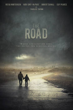 THE ROAD movie poster