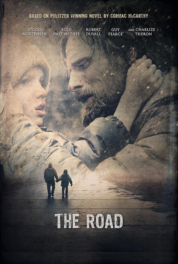 Risultati immagini per the road poster