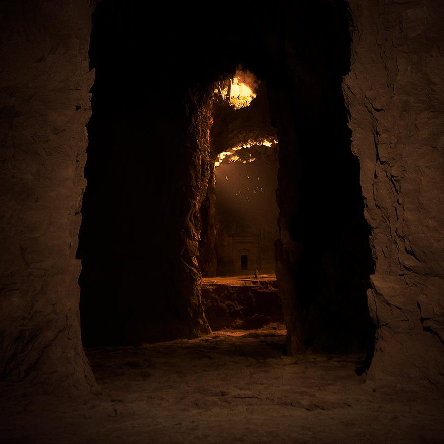 Return to the Underground by Karezoid