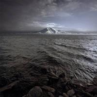 The Eyes on The Horizon by Karezoid