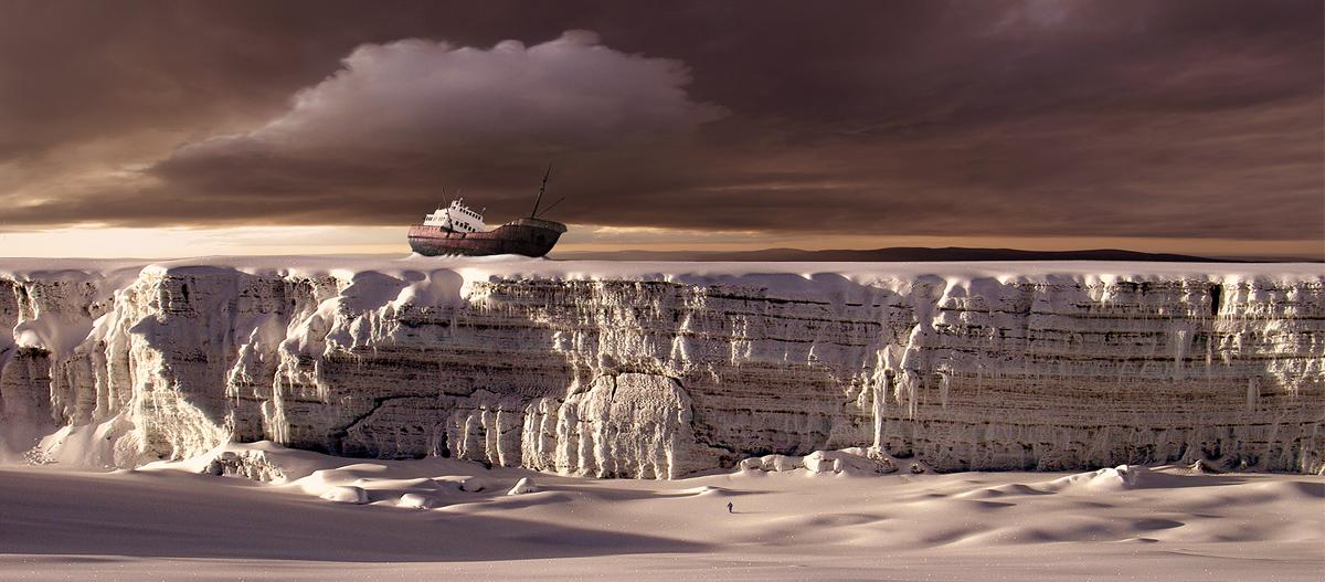 Frozen Land by Karezoid