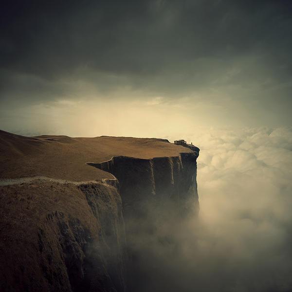 World's Edge by Karezoid