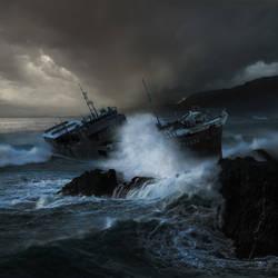 Leviathan by Karezoid