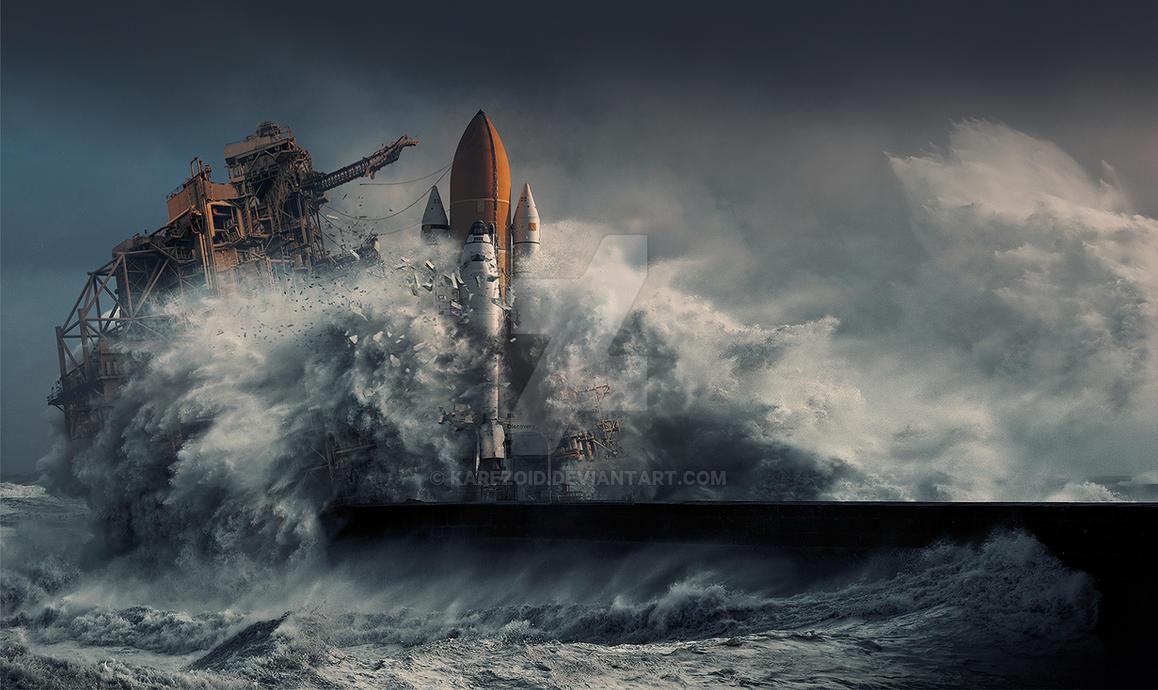 Canaveral Doom by Karezoid