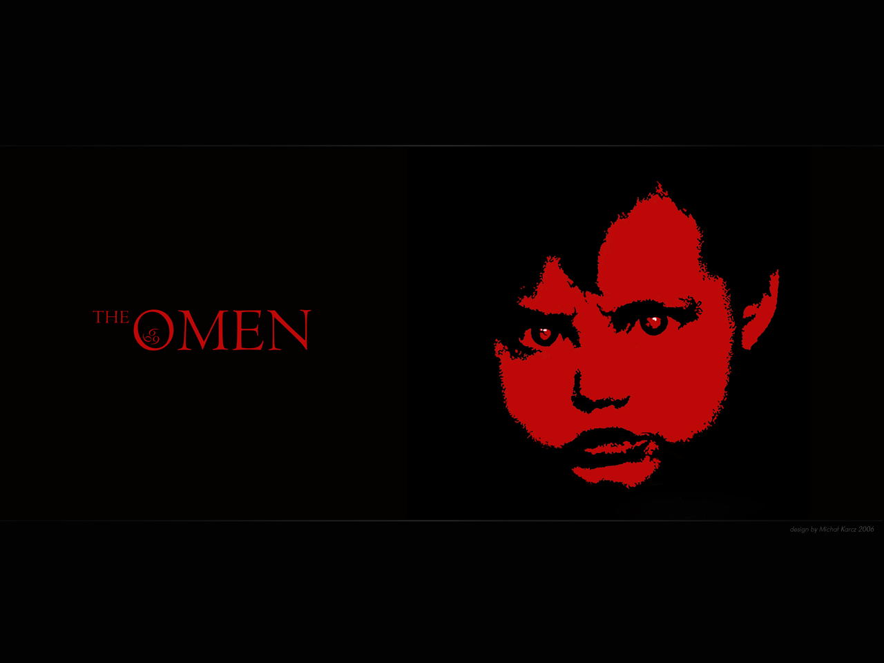 The Omen Wallpaper By Karezoid On Deviantart