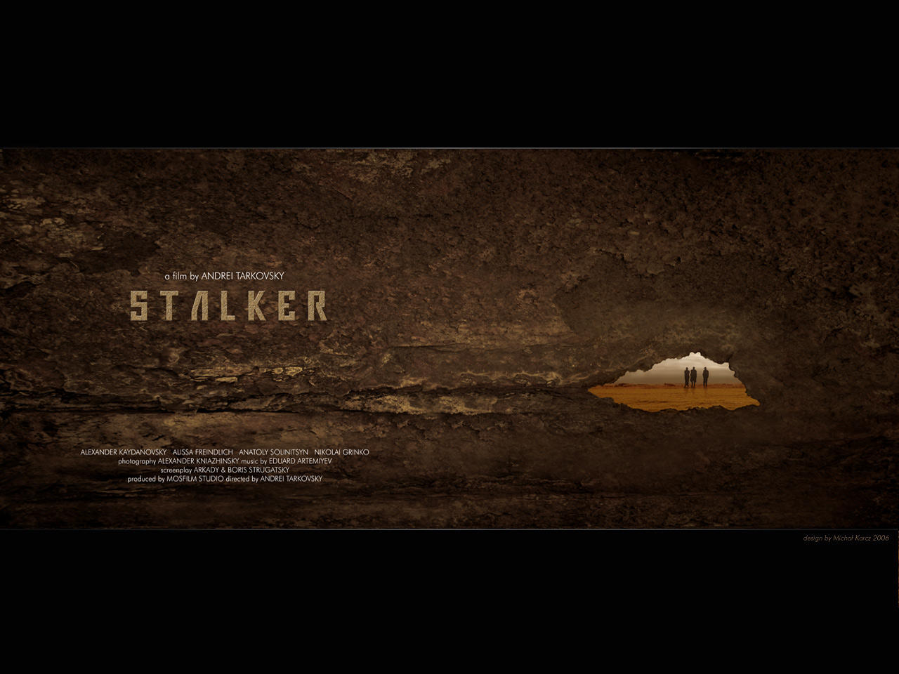 Stalker Wallpaper By Karezoid