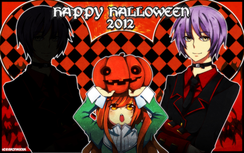 Happy Halloween 2012 by TerrainAKKA