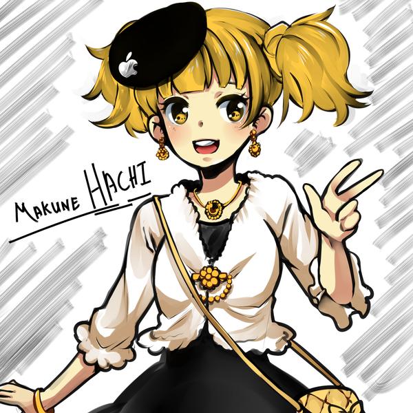 Hachi by TerrainAKKA