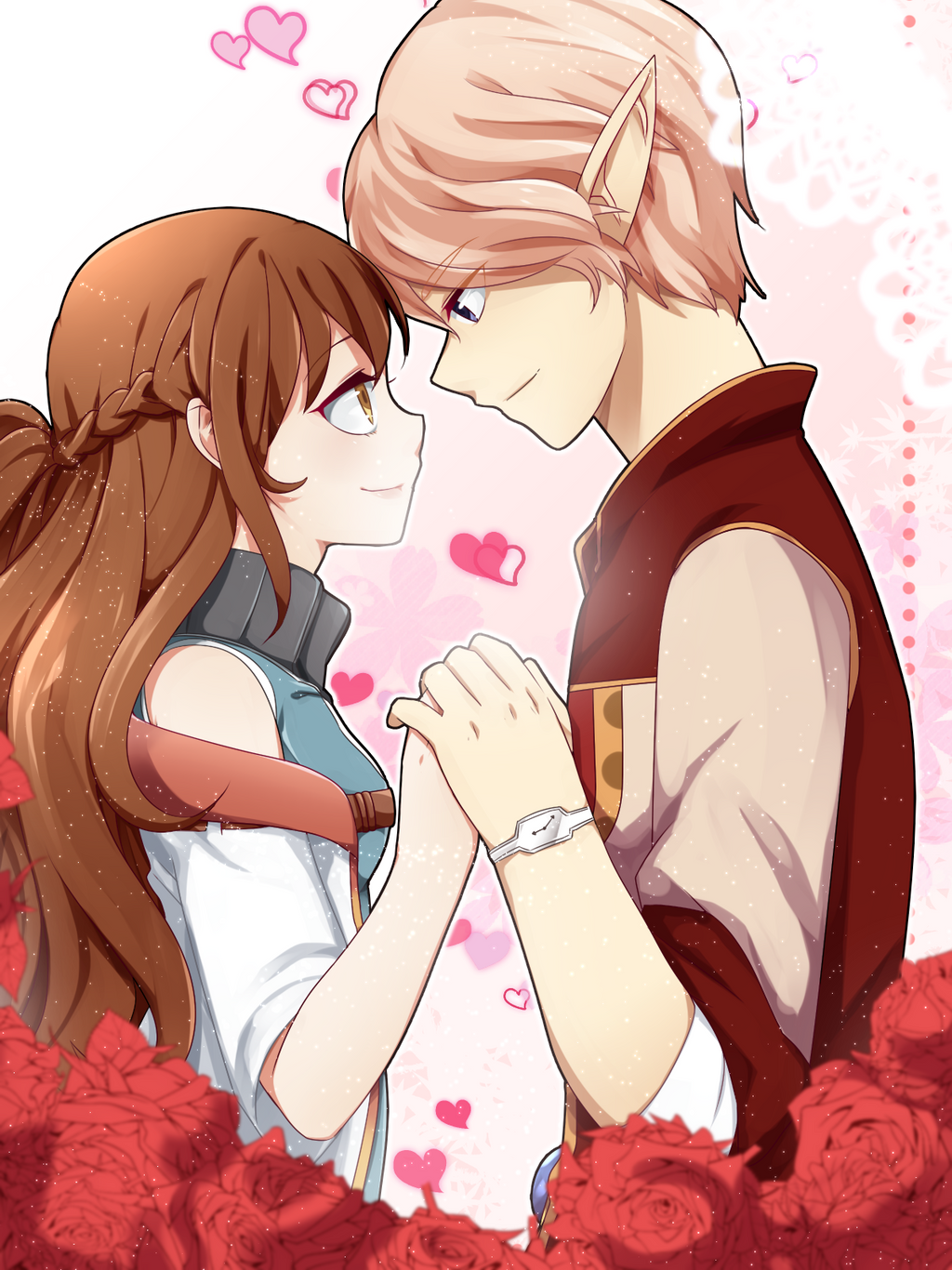 Secret Valentine - kaetriona by TerrainAKKA