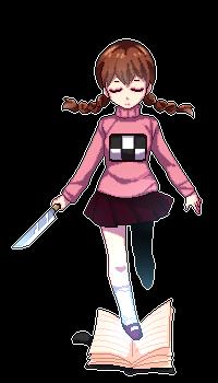 Yume Nikki: Madotsuki by TerrainAKKA
