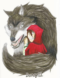 Red Riding Hood by Dango02