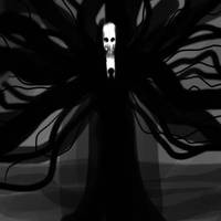 slender man by MariMcGee