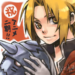 FMA ANIME 2 by evanescent-adoration
