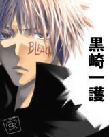 Bleach - Ichigo by evanescent-adoration