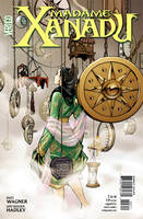 Madame Xanadu issue 3 Cover by Tentopet