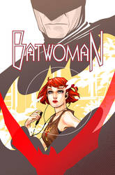 Batwoman Issue 0 Cover