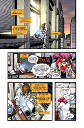 Rocket Girl Sample Page 1