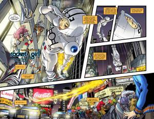 Rocket Girl Sample Pages 3-4