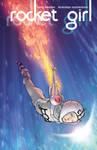Rocket Girl #1 Cover