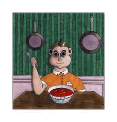 Kaspar and His Soup