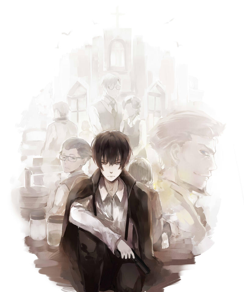 Images Of 91 Days Anime Wallpaper Calto