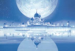 The Moon Kingdom Castle (1992 Anime) by Moon-Shadow-1985
