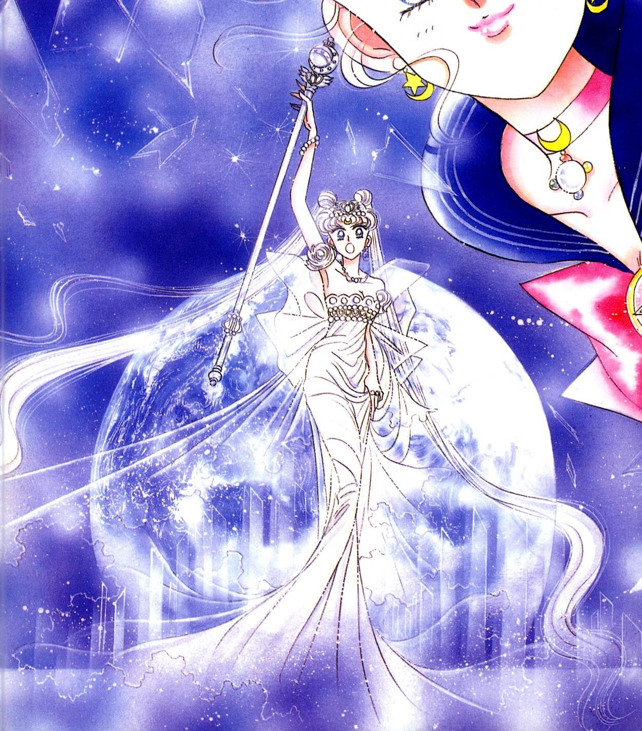 Neo Queen Serenity (Artbook) By Moon-Shadow-1985 On DeviantArt