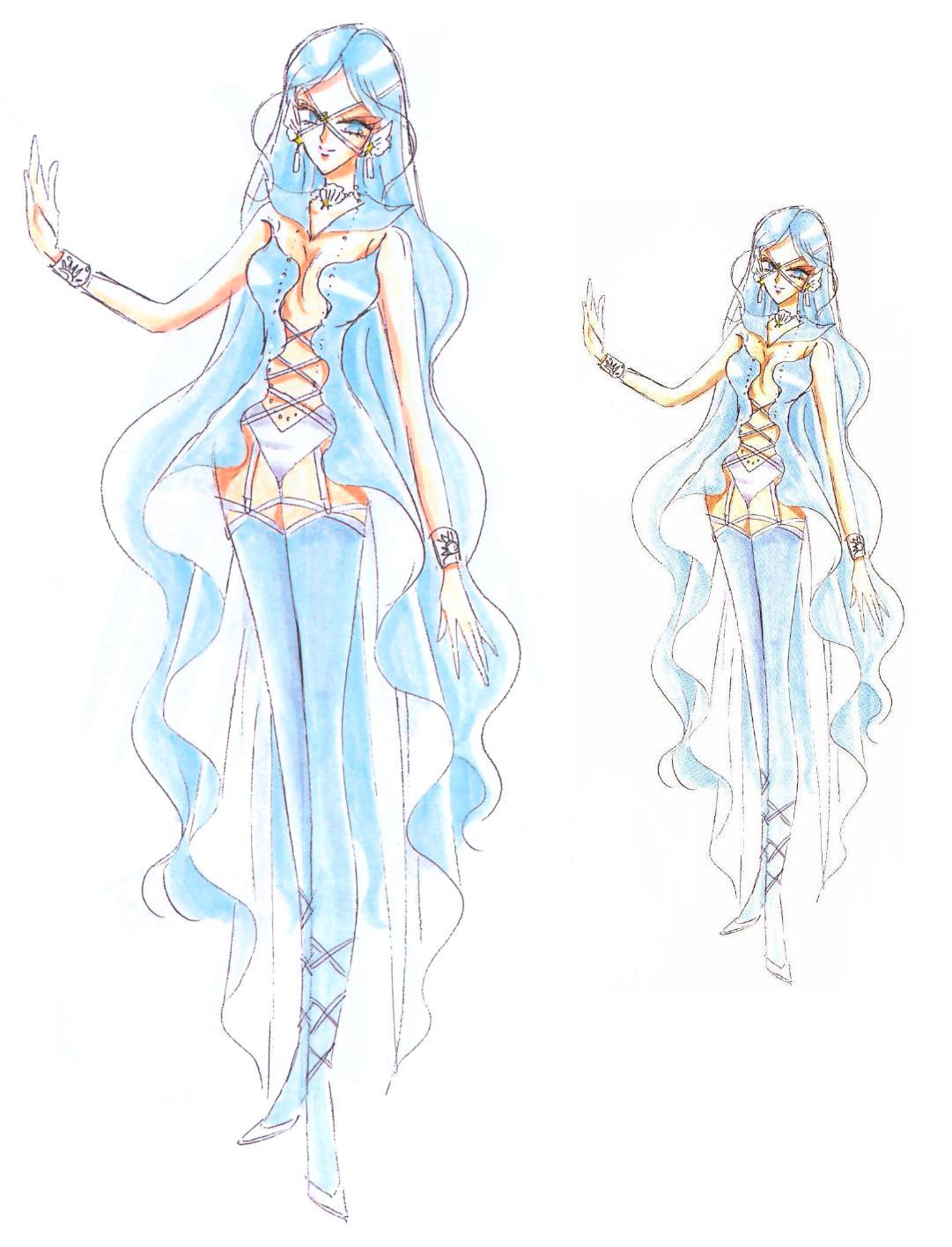 Sailor Aluminum Siren Manga